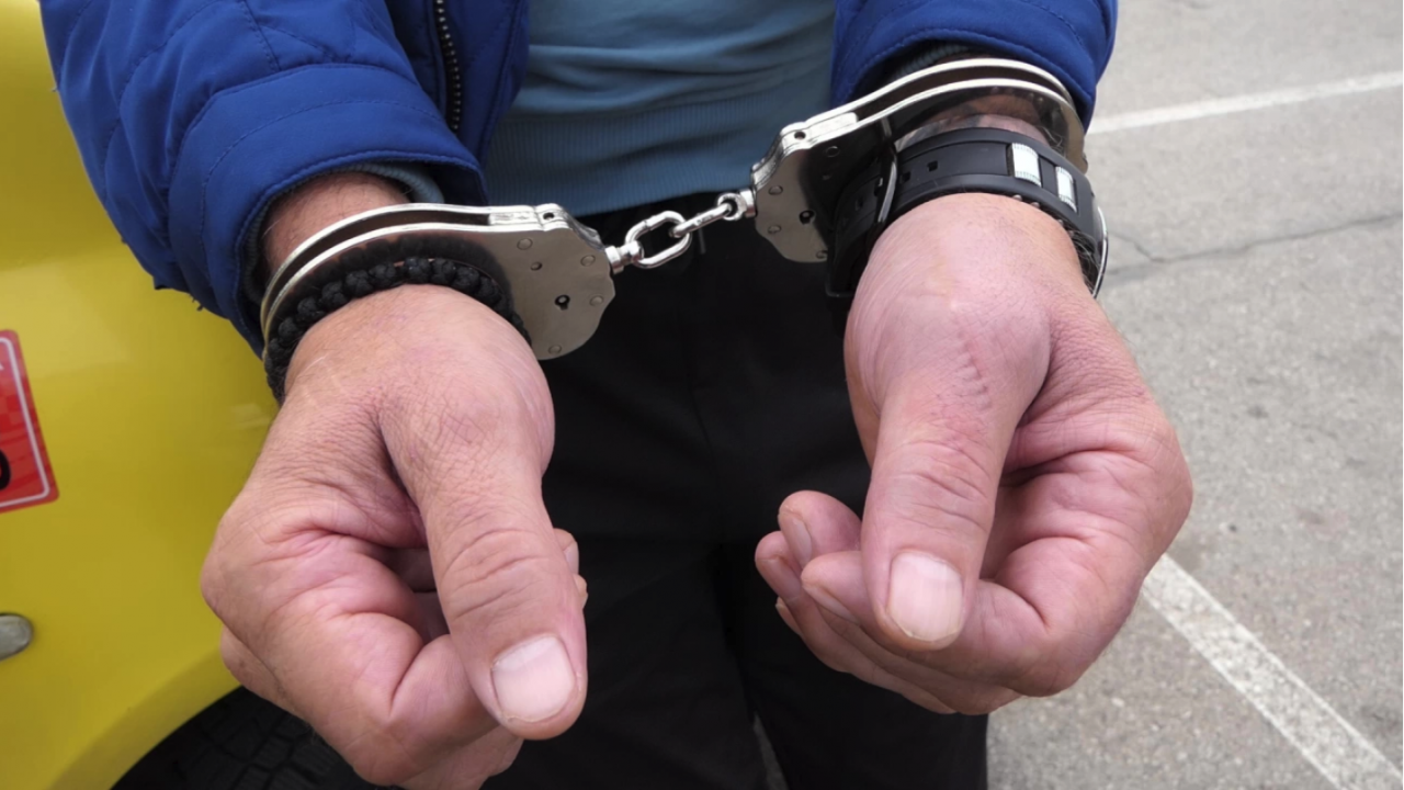 Столични полицаи задържаха рецидивист след поредна измама