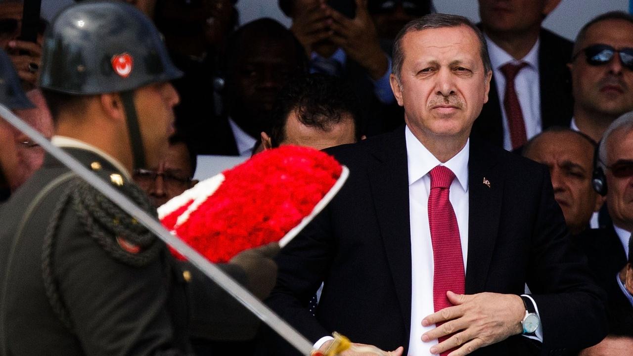 Турският президент заплаши Сирия с тежко въоръжение