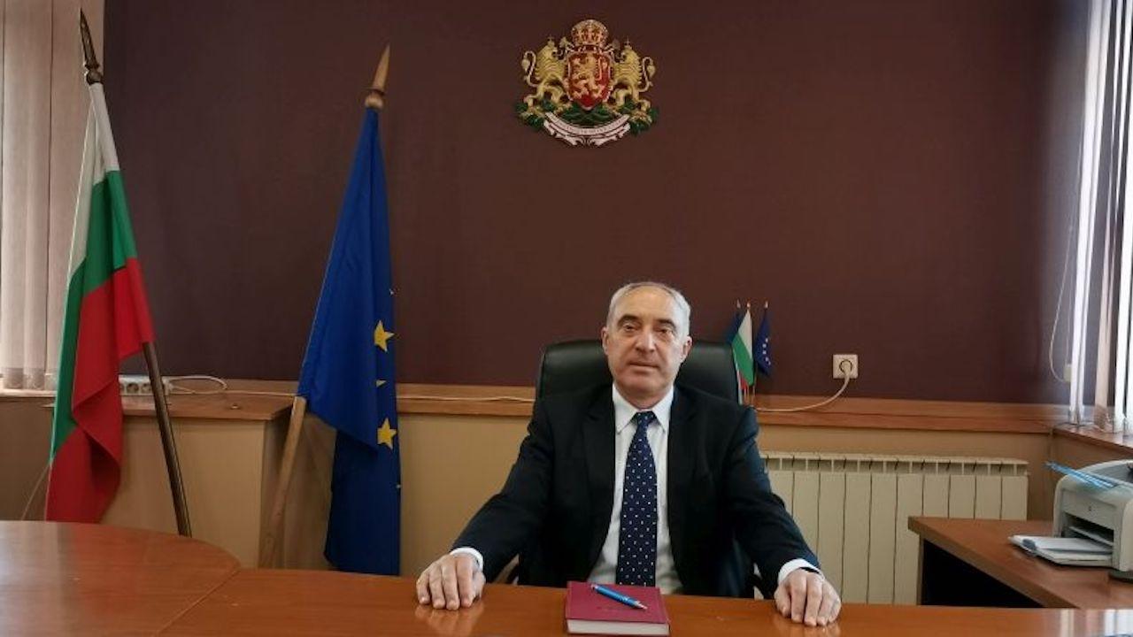 Върнаха отстранения Ангел Стоев като областен управител на Пловдив