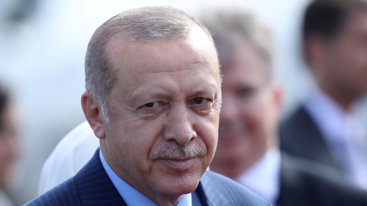 Ердоган: Турция ще си получи парите, платени на САЩ за изтребителите F-35