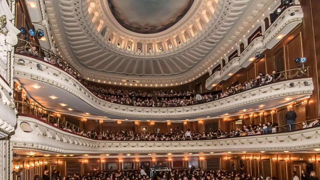 Тестват зрители без сертификат в Софийската опера