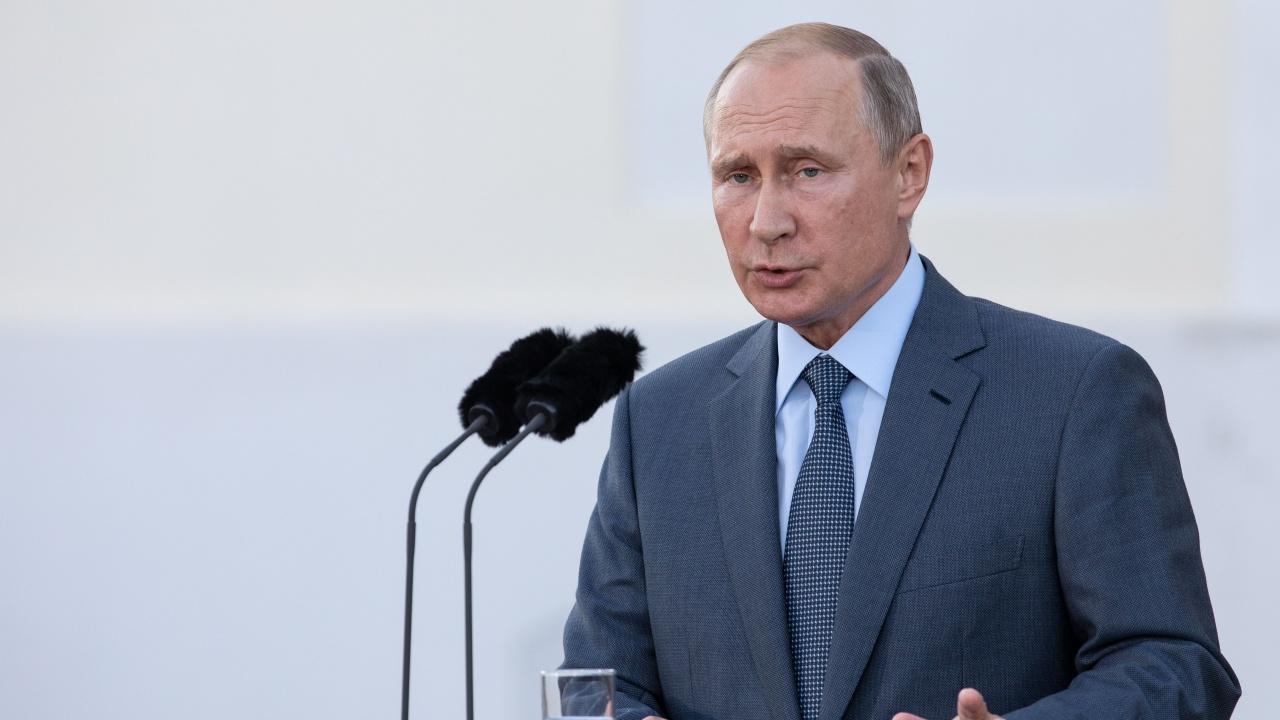 Путин няма да участва лично в нито едно събитие в дните, обявени за неработни в Русия