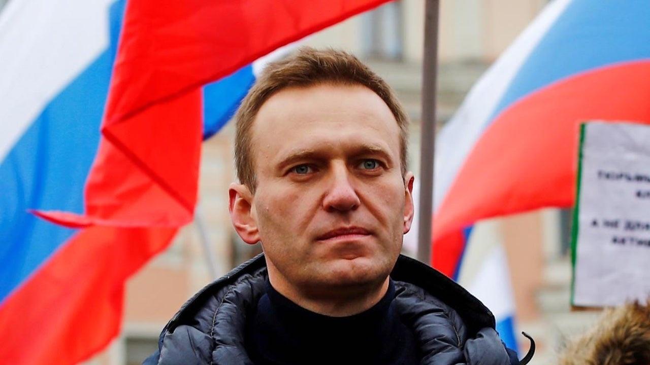 """Навални посвети наградата """"Сахаров"""" на борците срещу корупцията"""
