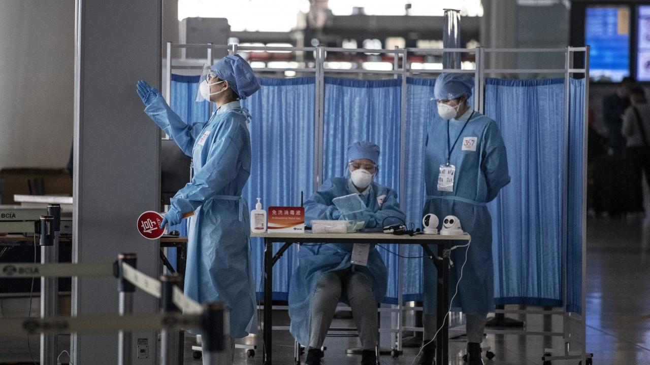 Китай регистрира 43 нови случая на коронавирус