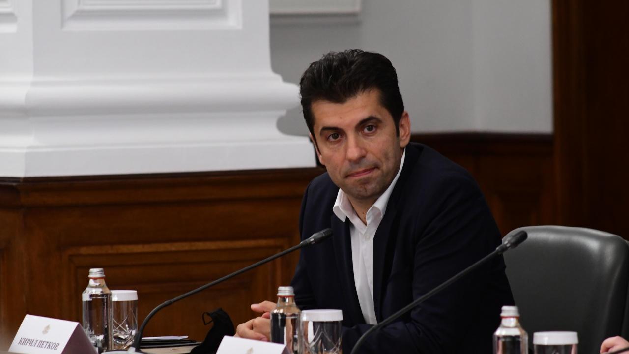 Кирил Петков: Предлагаме зелен сертификат чрез тест за антитела за 9 месеца