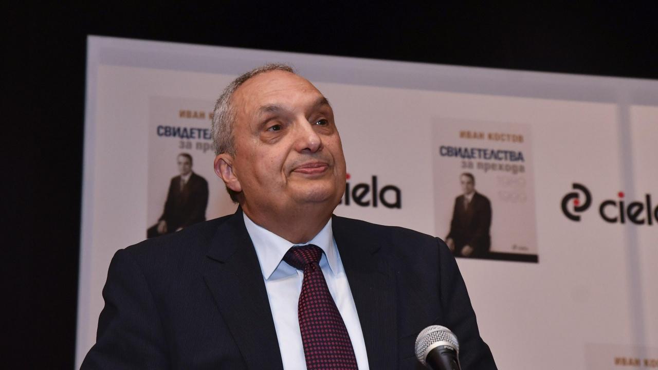 Иван Костов: В справянето с епидемията политиците са пленени от зловреден популизъм