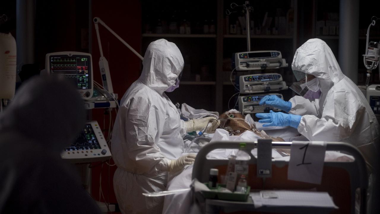 Изчерпват се ковид леглата в болниците в Ямболско