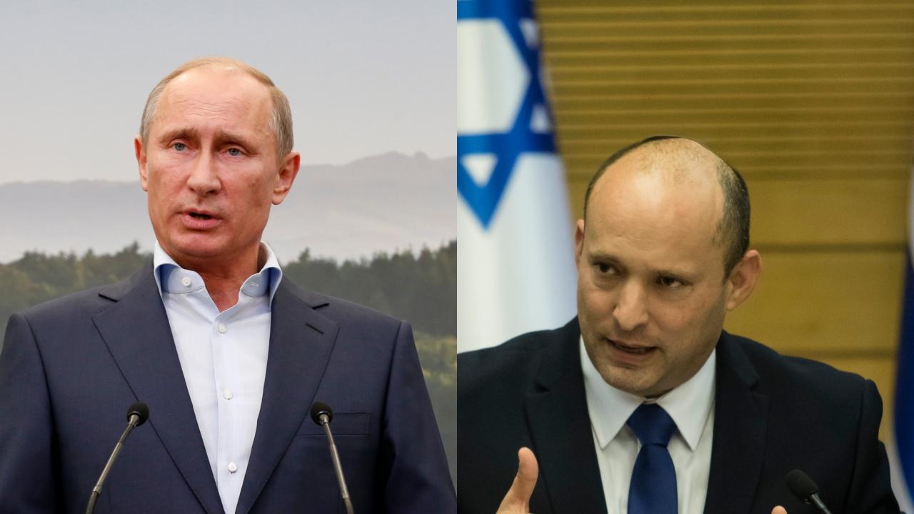 Путин прие израелския премиер Бенет