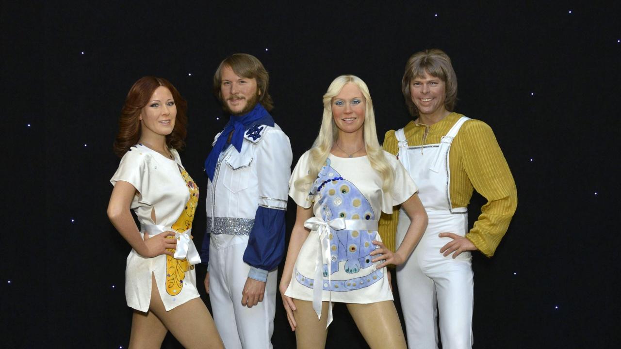 Групата АББА пусна нова песен