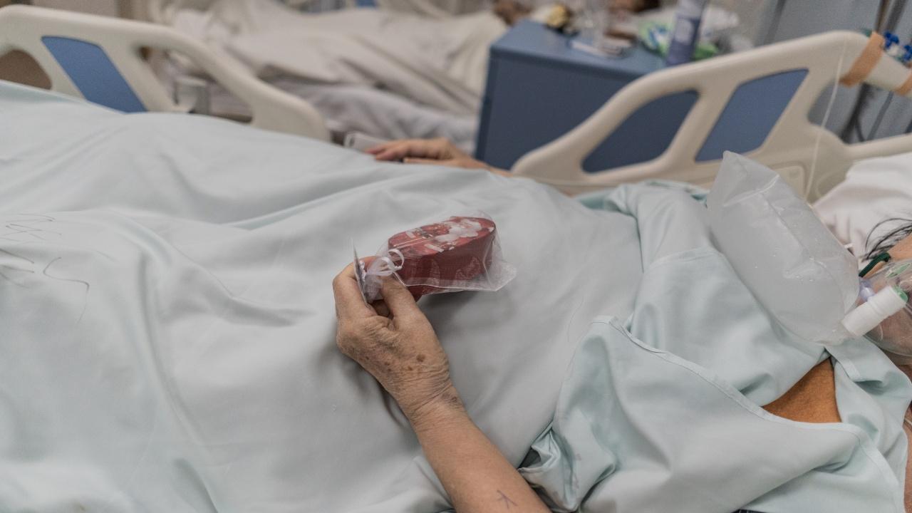 Седемдневната заболеваемост от КОВИД-19 в Германия достигна най-високите си стойности от средата на май