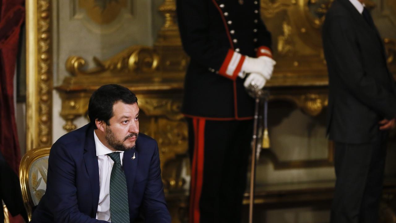 Започна процесът срещу Матео Салвини за блокиране на мигрантски кораб в морето