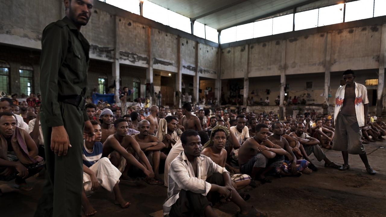 Щурмуваха затвор в Нигерия