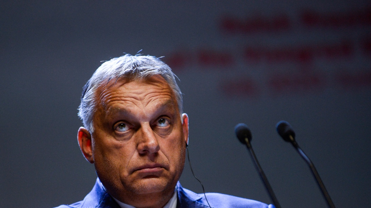 Орбан обвини ЕС и САЩ, че се месят във вътрешните работи на Унгария