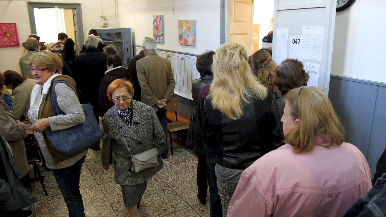 Без избирателни секции в гръцки курорти и острови