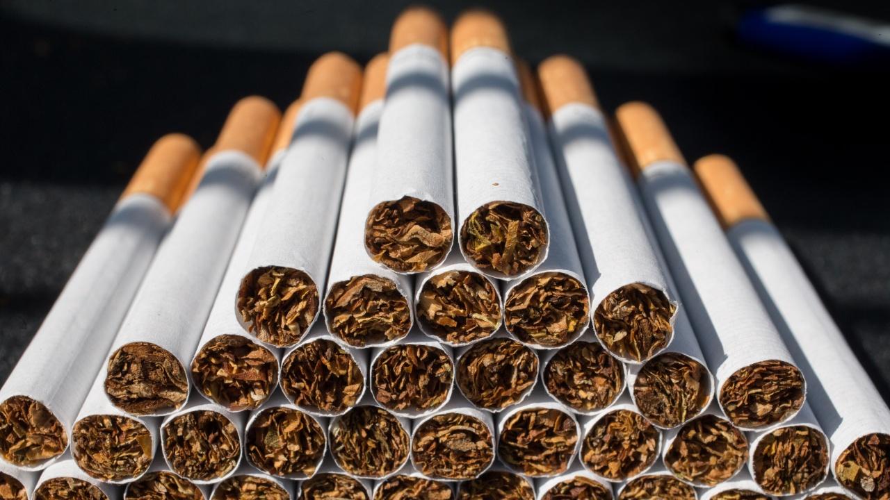 Задържаха 3 460 кутии цигари с български бандерол на Летище София