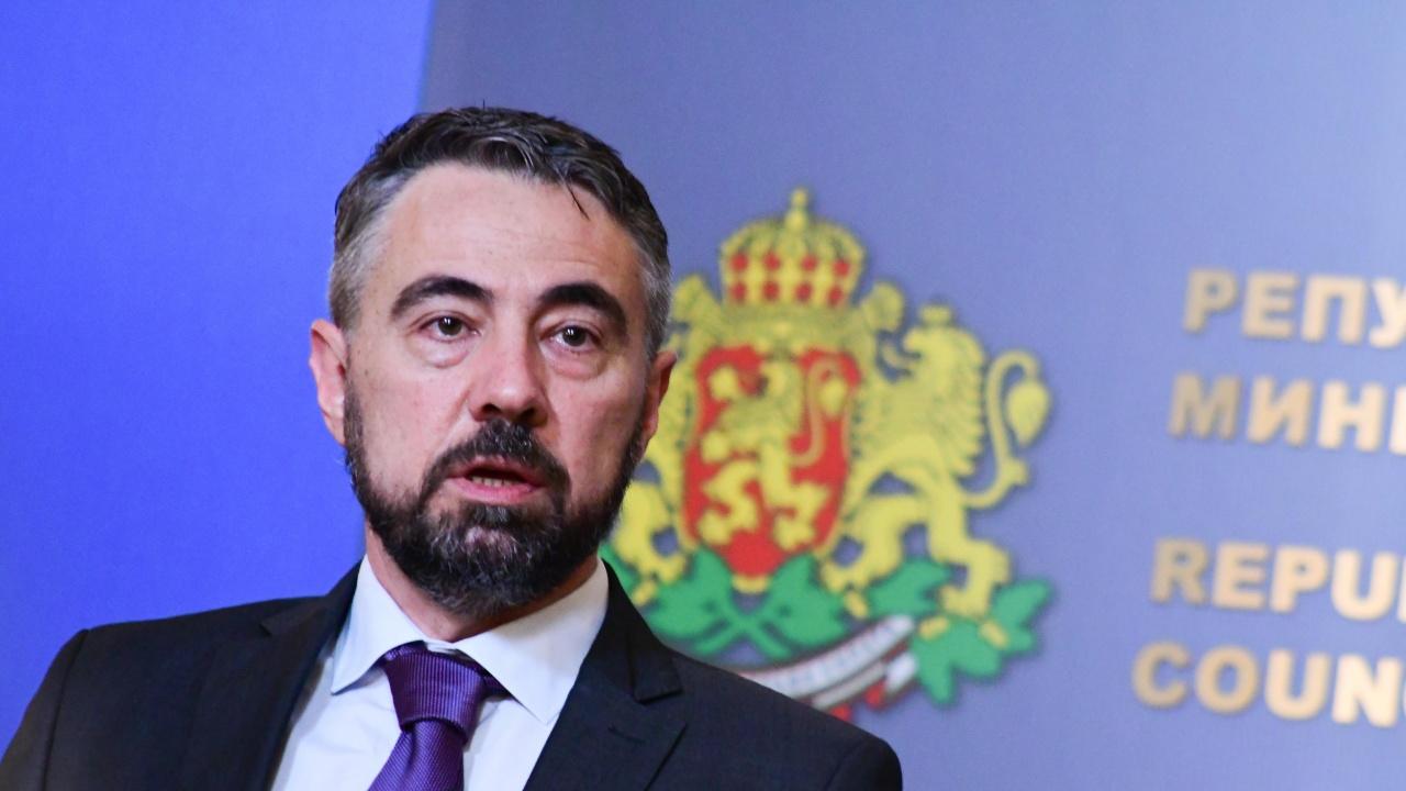 Министър Живков ще участва в извънредно заседание на енергийните министри на ЕС