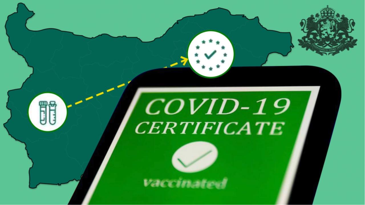 Пускат удостоверение за преболедувалите COVID-19, установен с антигенен тест
