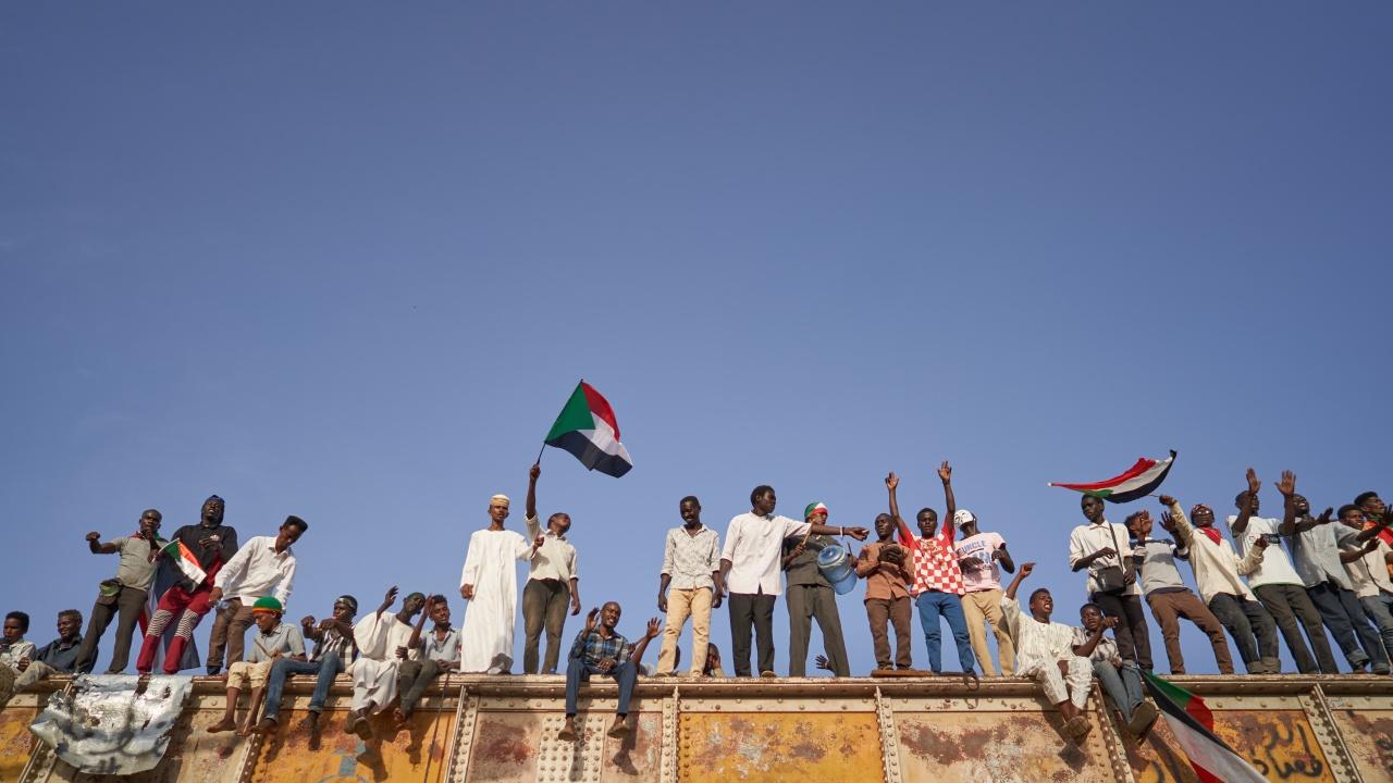 Най-голямата опозиционна коалиция в Судан призова за гражданско неподчинение