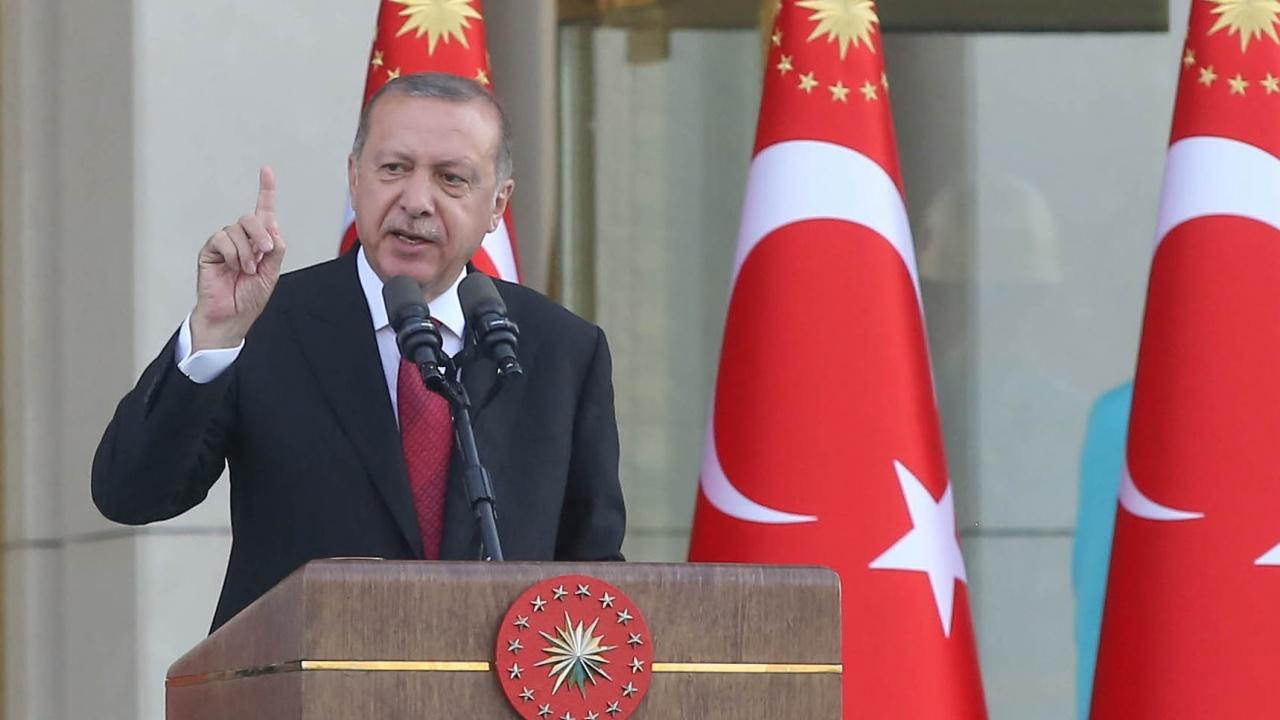 Реджеп  Ердоган се отказа да обяви за персона нон грата посланиците на 10 западни държави