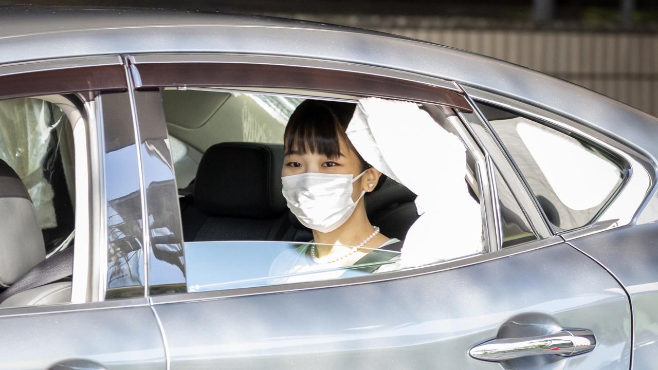 Японска принцеса се омъжи за своя избраник
