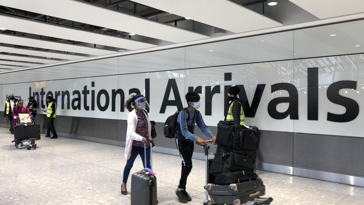"""Може да отнеме време до 2026 г., преди летище """"Хийтроу"""" да се възстанови от COVID кризата"""
