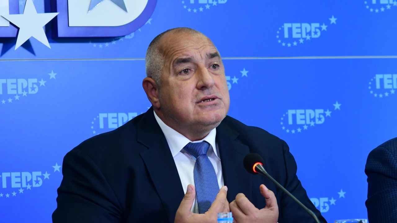 Борисов: В борбата с COVID-19 се мерим по Москва, Радев и Янев да кажат какво искат от нас