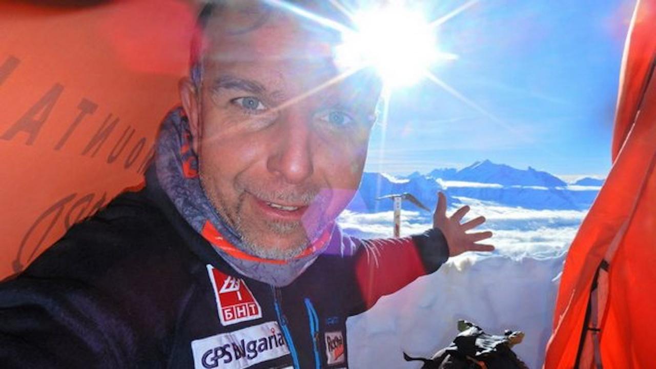 Кръщават улица в София на алпиниста Боян Петров