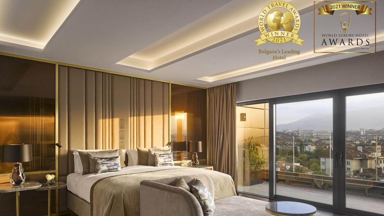 InterContinental Sofia се нареди сред най-добрите хотели в света