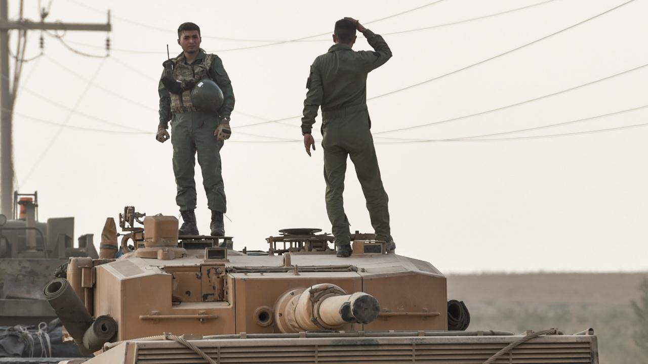 Турция е засилила военното си присъствие в Сирия