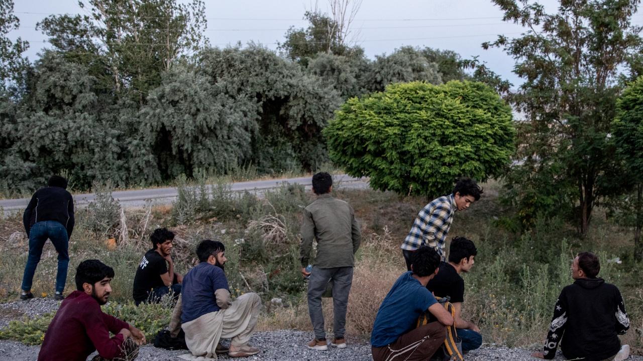 16 мигранти са заловени от горски в Сливенско