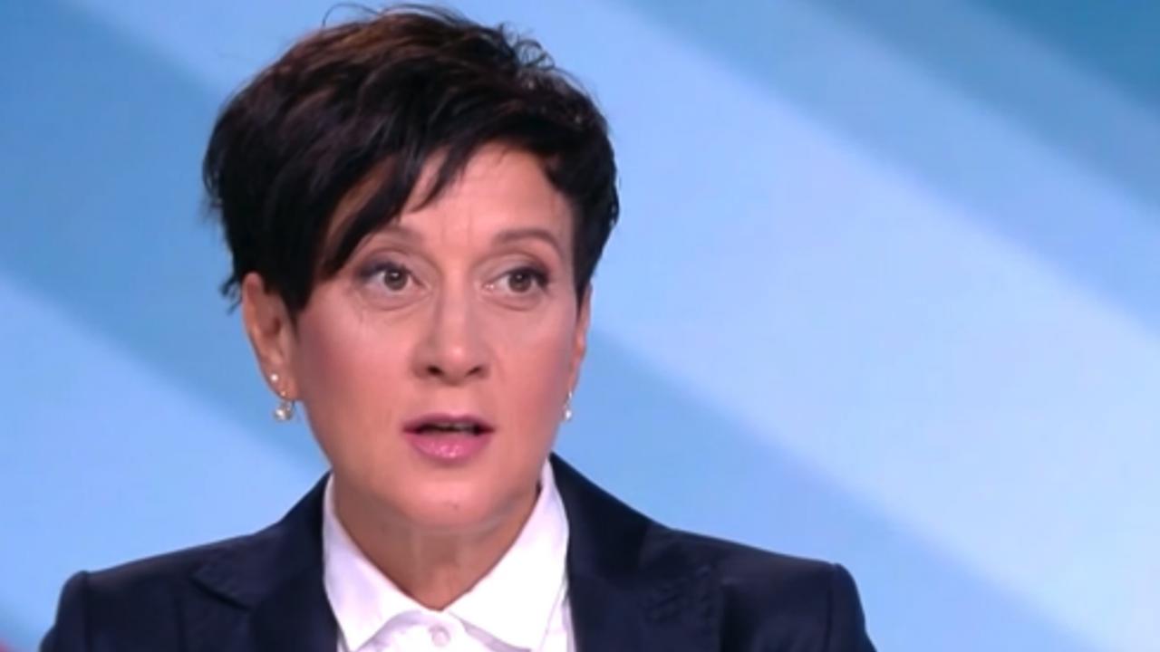 Антоанета Цонева: ГЕРБ и ДПС не могат да управляват кризи и трябва да стоят далеч от властта
