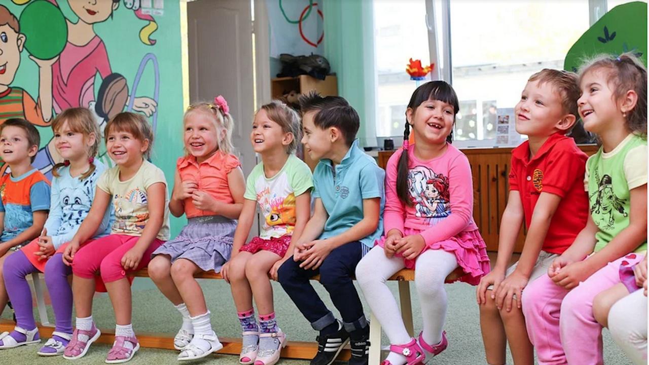 Всички набори с равни права за детската градина