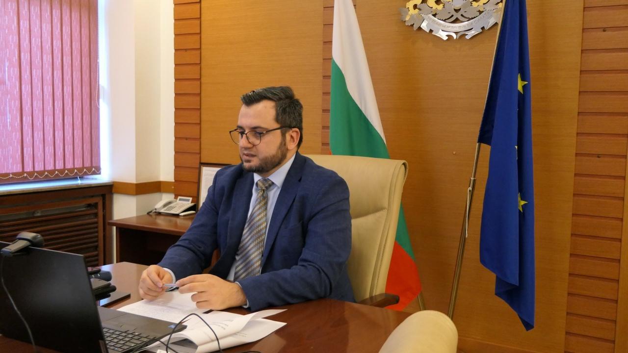 """Заместник-министър Събев: Над 4 млрд. лева е брутната добавена стойност в отрасъл """"Селско, горско и рибно стопанство"""" за 2020 г."""