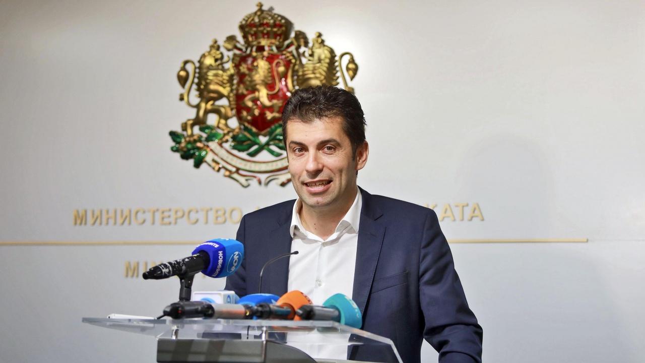 Конституционният съд се произнесе за указа за назначаването на Кирил Петков