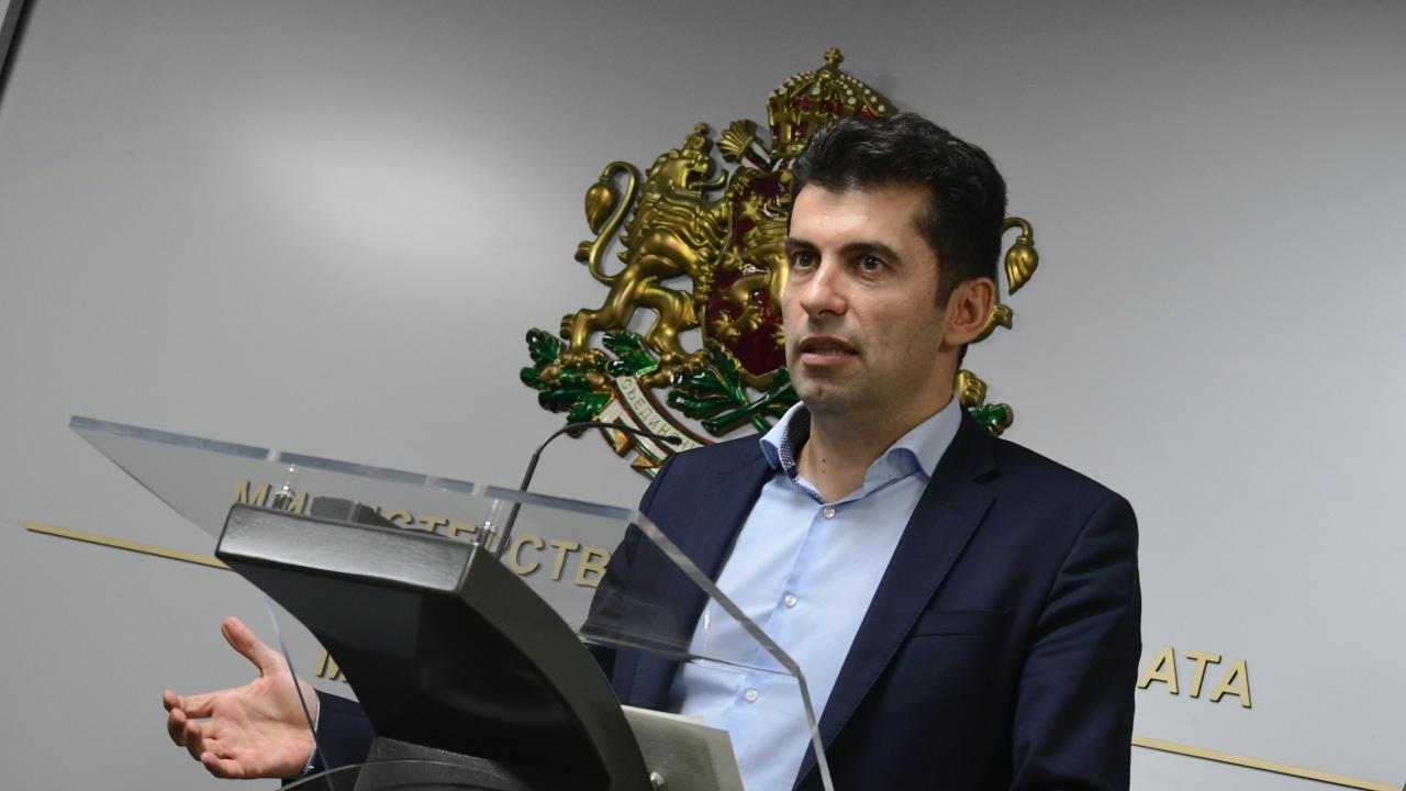 Кирил Петков с първи думи за решението на Конституционния съд
