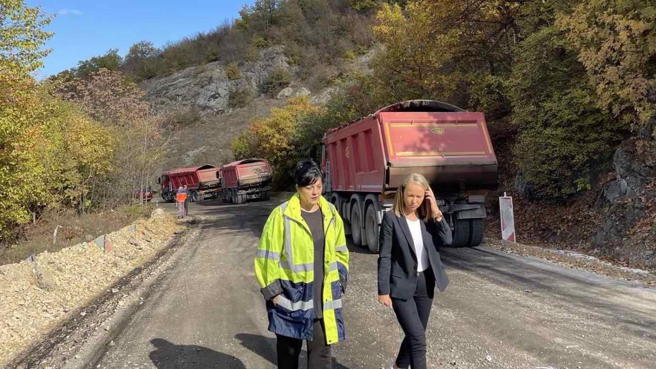 Каназирева: Добрата инфраструктура е един от водещите критерии за качество на живот, дължим го на общините в Пловдивска област