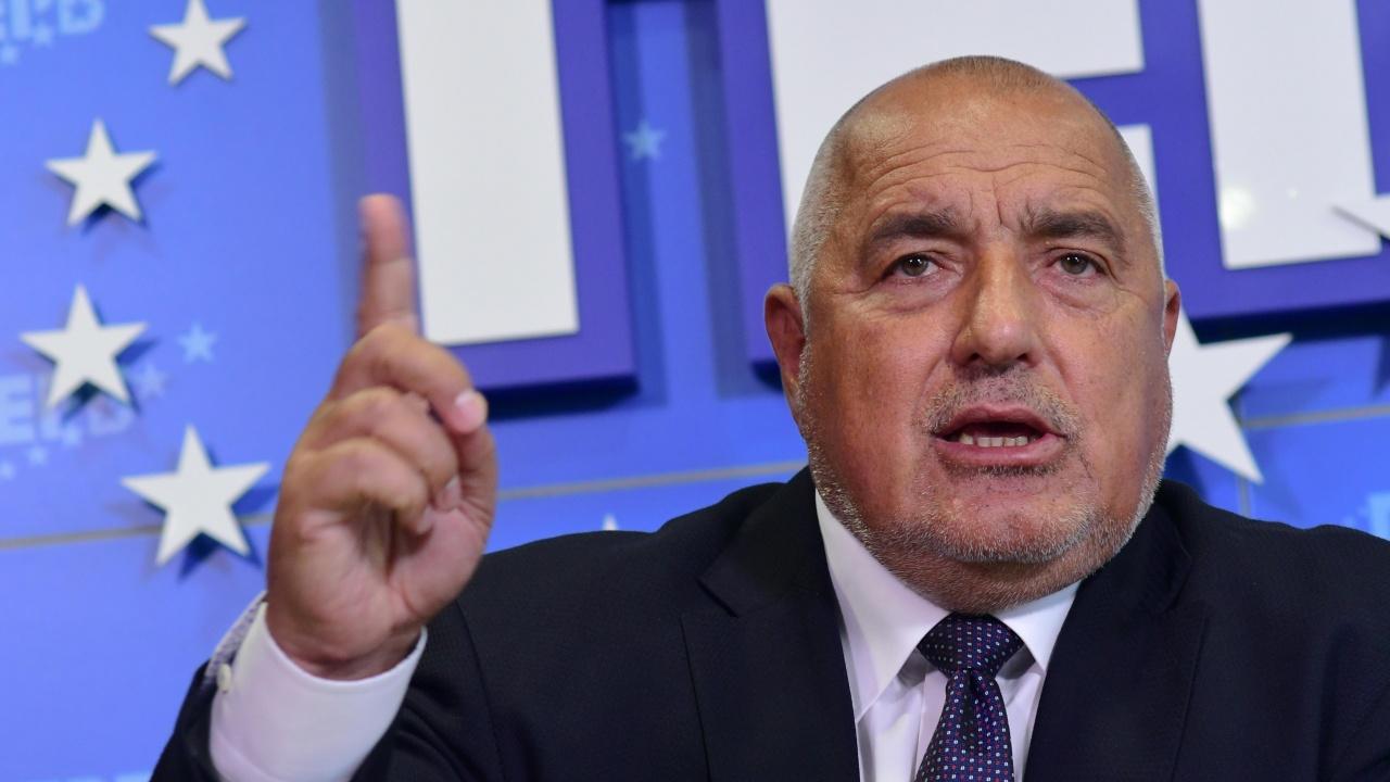 Борисов: Конституцията е основният закон на държавата, трябва да се спазва