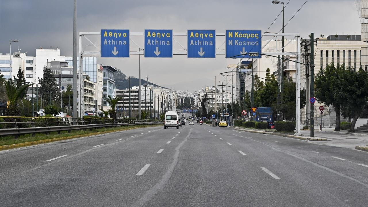 Нови правила за движение на автомобили в центъра на Атина