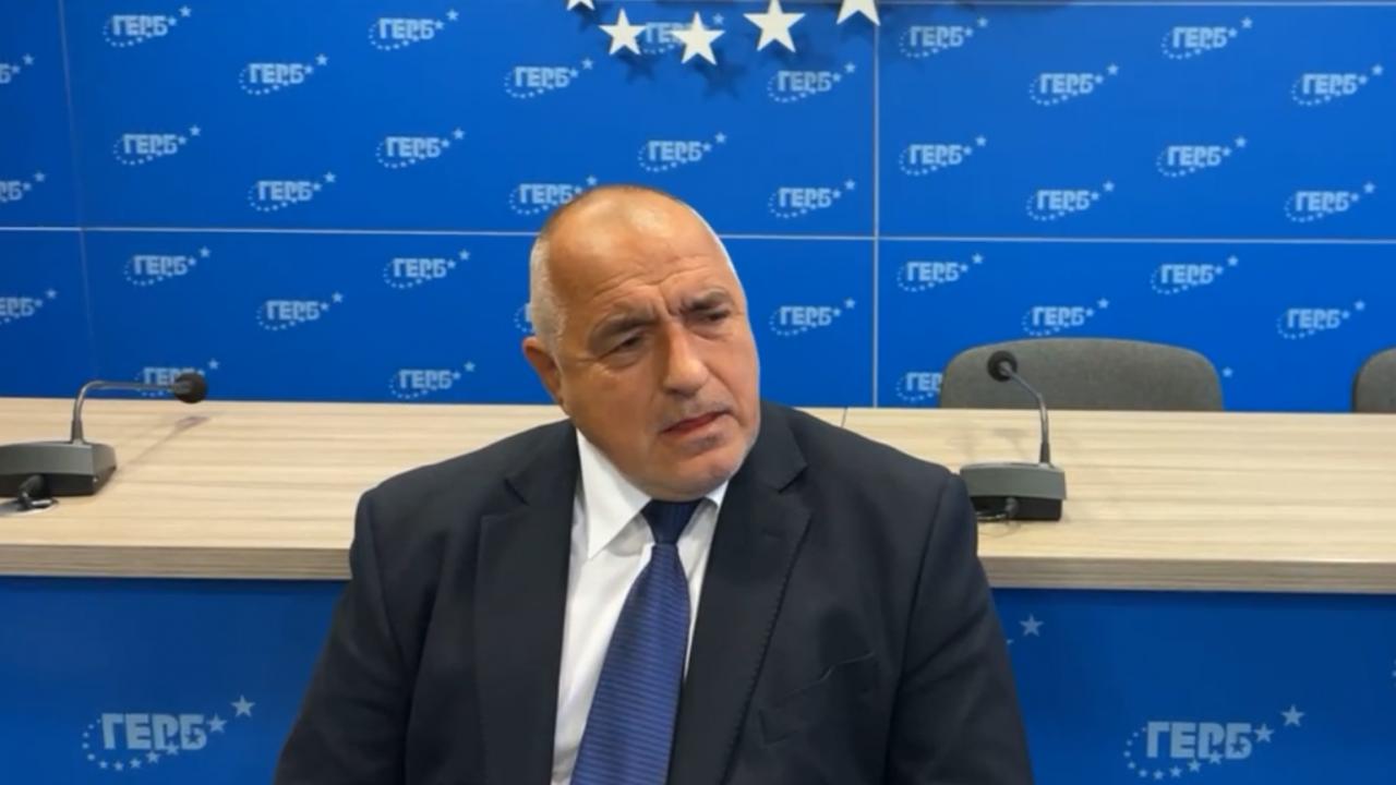 Бойко Борисов на среща с българско малцинство в Северна Македония