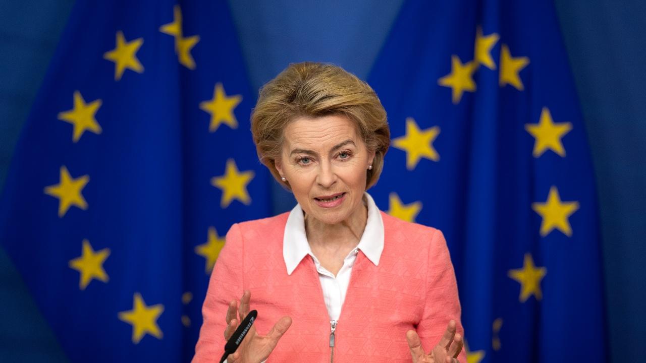 Урсула фон дер Лайен отправи призиви за действия във връзка с климата преди срещата на Г-20 и конференцията КОП26