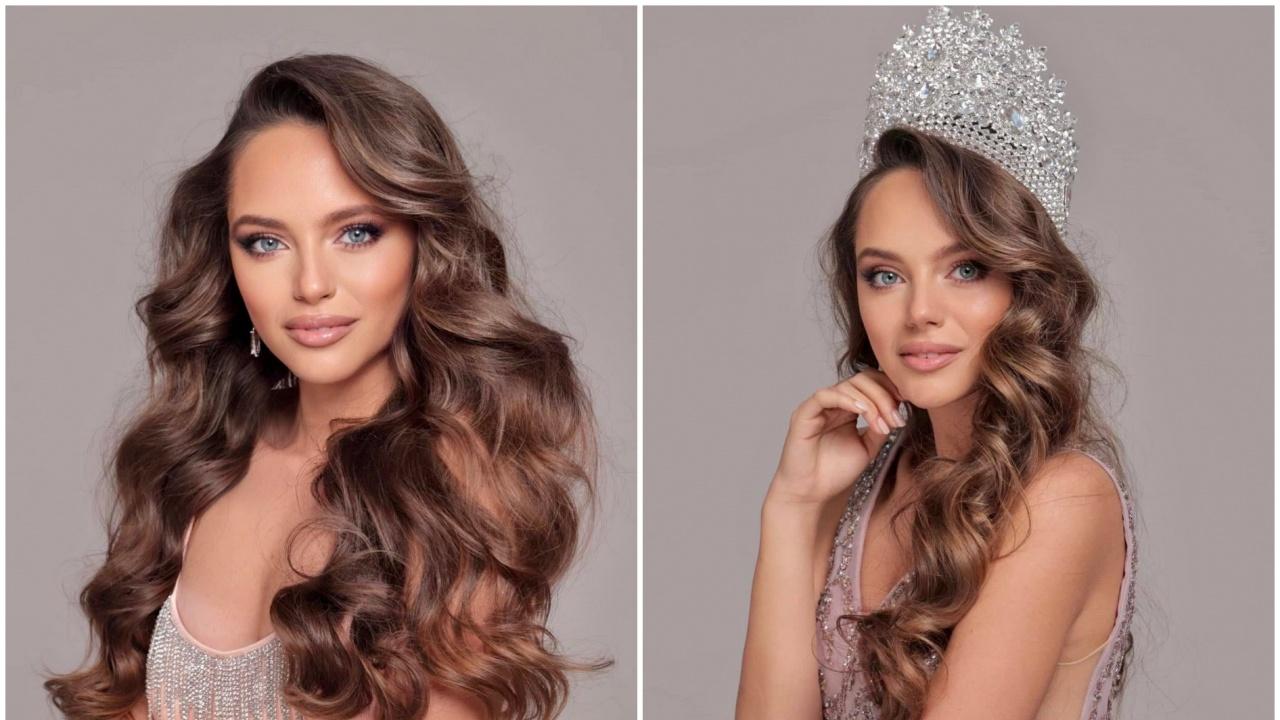 Елена от Кричим спечели Miss Universe Bulgaria