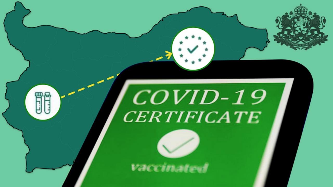 Ще се издава ли зелен сертификат след изследване за антитела?