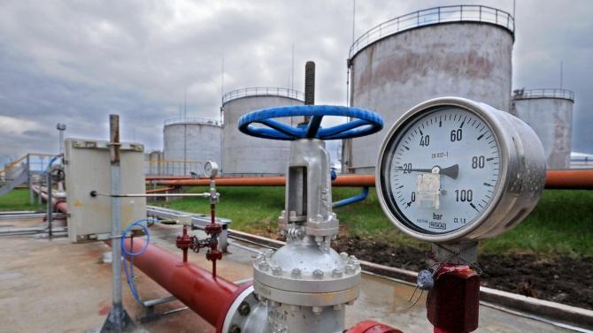 """""""Газпром"""" вече доставя газ на Сърбия по новия маршрут през България"""
