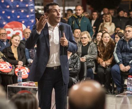 Как оценявате свикването на предсрочни избори за македонски парламент?