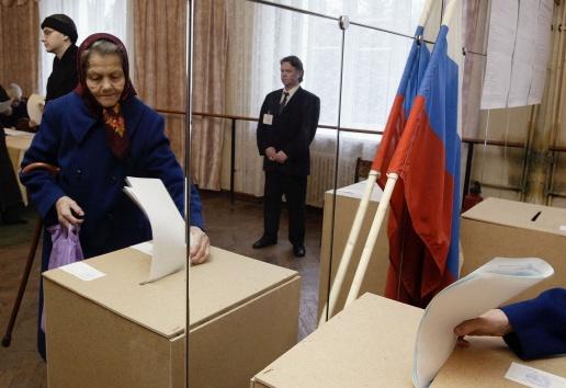 Одобрявате ли резултатите от вота за парламент в Русия?