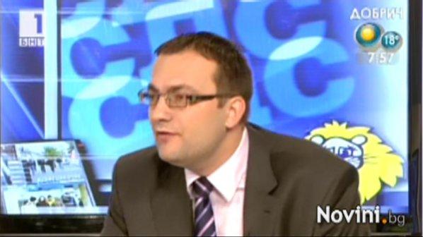 Мартин Димитров: Управляващите не работят за бизнеса