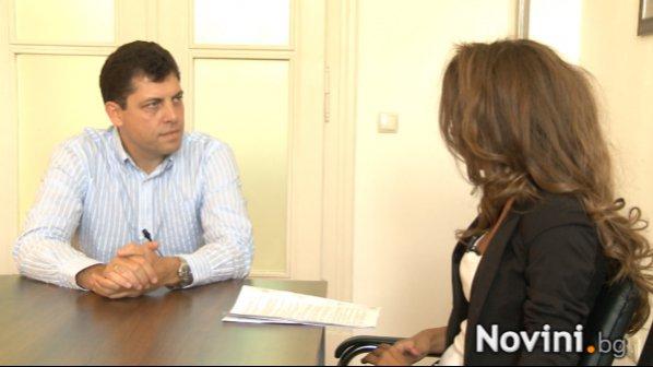 Милен Велчев пред Novini.bg: Меглена Кунева може да бие Бойко Борисов