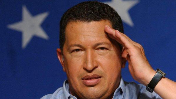 Уго Чавес се показа по телевизията