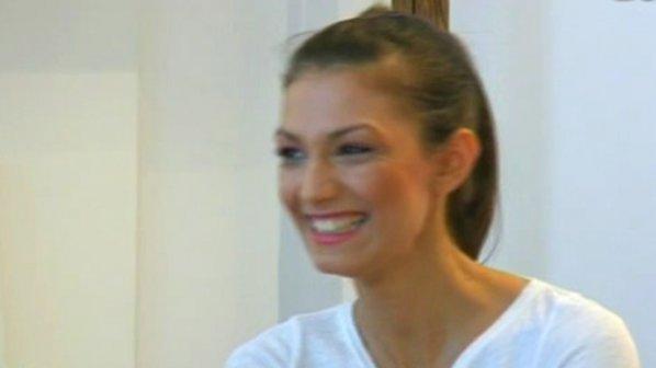Меги Колева - Miss Playmate 2011 гостува в Неудобно