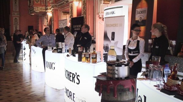 Whiskey Fest Sofia 2012